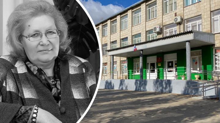 В Волгограде коронавирус унес жизнь заслуженного учителя России Ларисы Пулиной