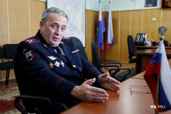 Министр МВД удовлетворил рапорт Николая Яньшина