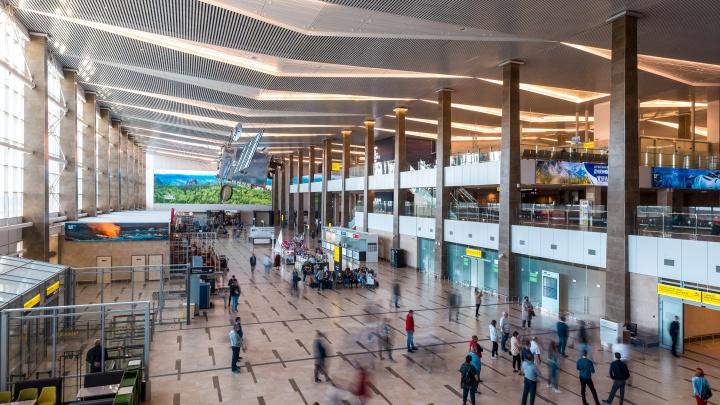 Красноярский аэропорт перешел на зимнее расписание