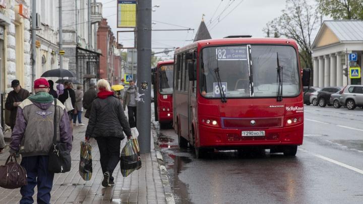 Ярославль избавится от маршруток: как будет происходить процесс