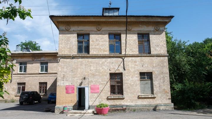 В Волгограде взяли под госохрану административный корпус детской инфекционной больницы
