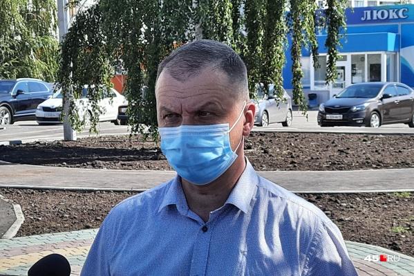 Андрей Потапов уже не в первый раз обращается в прокуратуру по поводу действий коммунальщиков