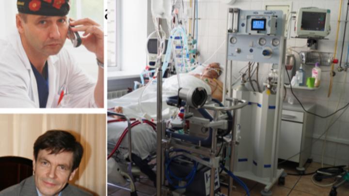 В краевой больнице спасли пациента с тяжелейшей формой пневмонии. Такая же может быть при коронавирусе
