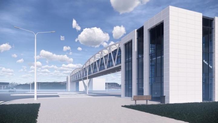 Пешеходный мост на Мехзаводе в Самаре начнут строить в 2020 году