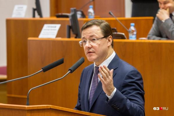 Глава региона подписал постановление после совещания с оперштабом