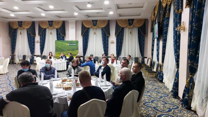 Свои для фермеров: Россельхозбанк представил в Ярославле цифровую экосистему