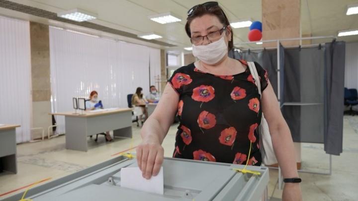 На Дону поправки к Конституции поддержали 83,5% избирателей