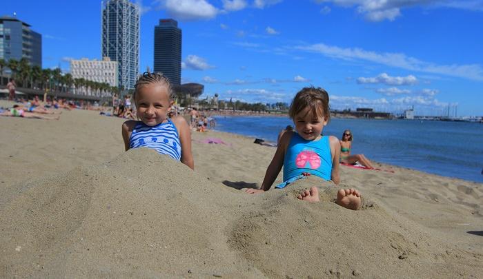 Отдых в Испании с двумя детьми