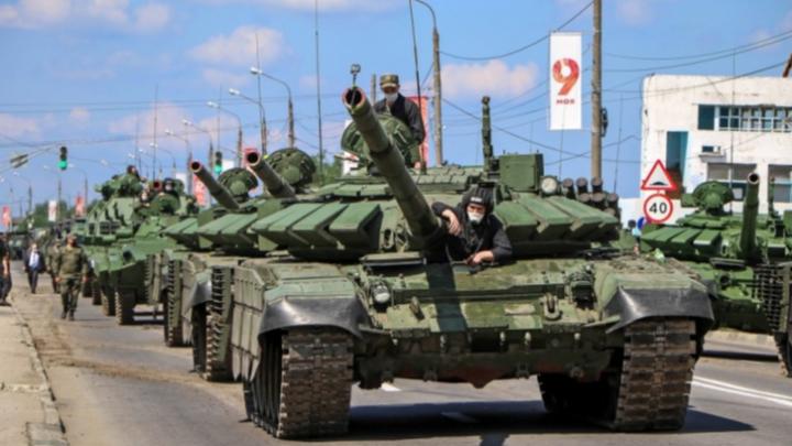 «Марш Победы» в Нижнем Новгороде: самое главное об альтернативе традиционному параду в 5 карточках