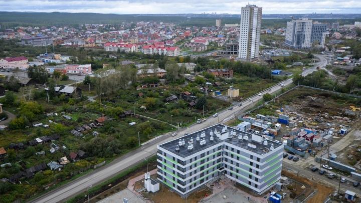 Появятся новые школы, садики и больницы: мэр Екатеринбурга решил будущее Широкой Речки