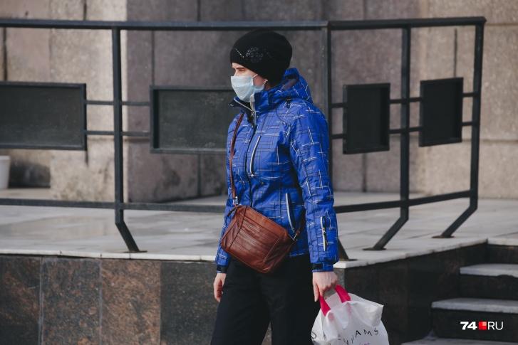 Людей с повышенной температурой просят немедленно отпустить с работы