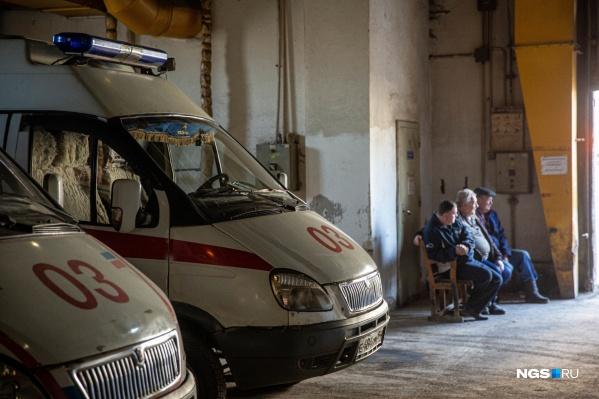 Ирина Большакова отметила, что у водителей риски ниже, чем у медработников
