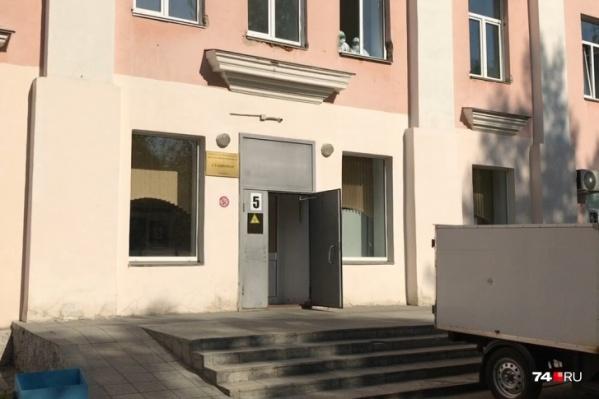 """Трагедия произошла на прошлой неделе в Областной клинической больнице <nobr class=""""_"""">№ 2</nobr> на улице Гагарина"""