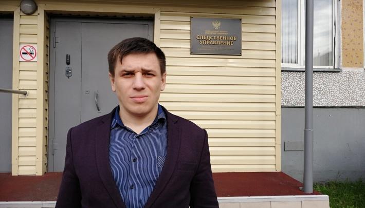 На руководителя штаба Навального в Архангельске завели дело за незаконную рекламу наркотиков