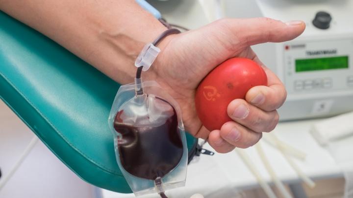 Пермская служба крови начнет принимать доноров по предварительной записи
