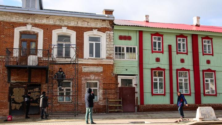 Главархитектура предложила ввести в Уфе единый архитектурно-художественный облик фасадов