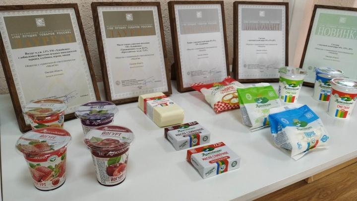 Продукция «Лужайкино» вновь одержала победу в конкурсе «100 лучших товаров России»