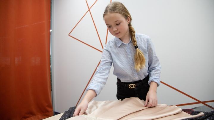 Школьница-дизайнер из Челябинска покорила Милан и хочет открыть свой магазин
