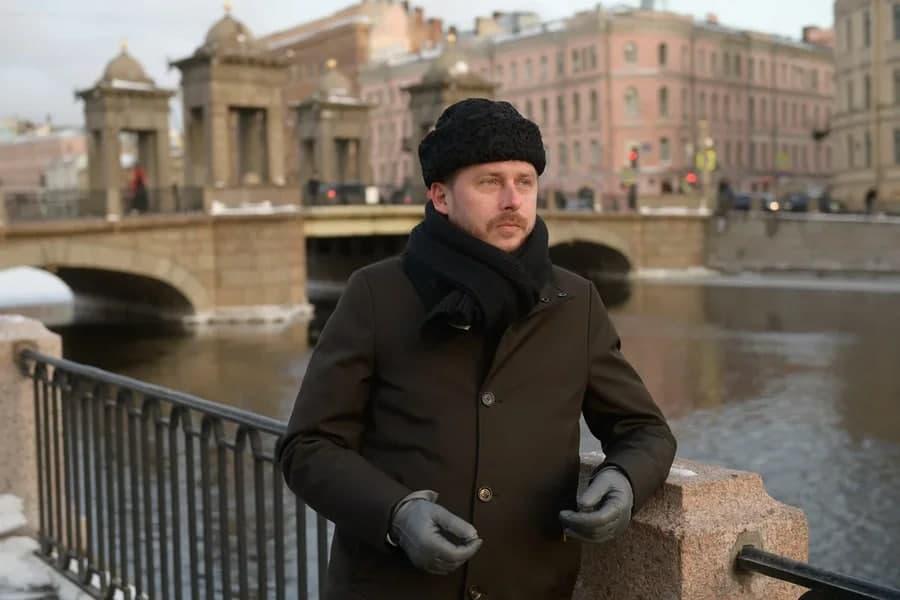 Филипп Грибанов, представитель Фонда