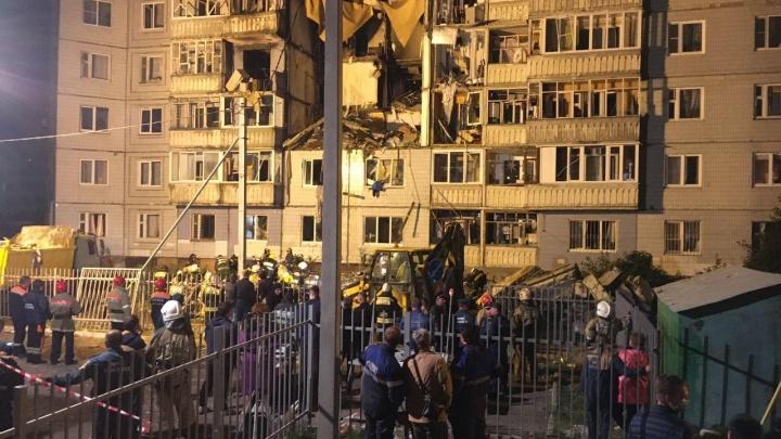 Погибли три человека, есть угроза обрушения: что известно о взрыве дома в Ярославле к этому часу