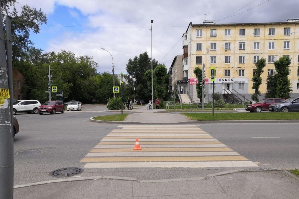 ДТП произошло на этом перекрестке в Кировском районе