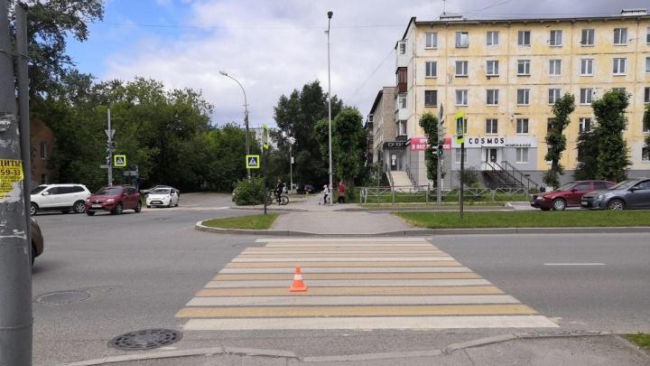 В Перми ищут очевидцев аварии, в которой пострадал пешеход