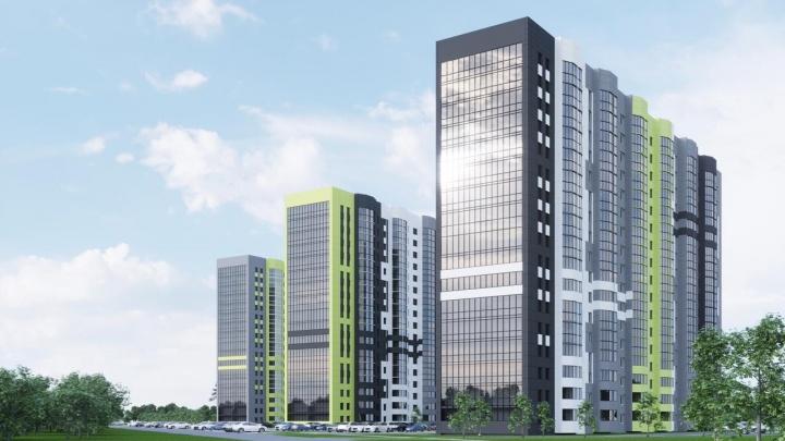 Растет на глазах: в ЖК VESNA за месяц построили 9 этажей