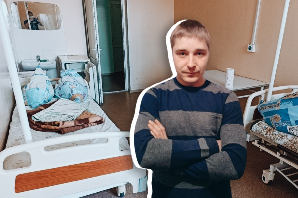 Антон Каныгин предполагает, что заразился коронавирусной инфекцией на ж/д вокзале в Новосибирске
