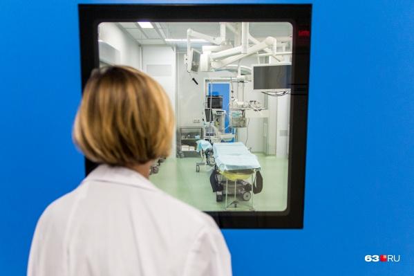 По словам замминистра здравоохранения, два кемеровских роддома полностью справляются с нагрузкой