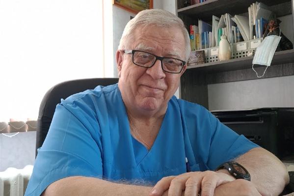 Евгений Вышегородцев 49 лет занимался диагностикой разных инфекций, в том числе коронавируса