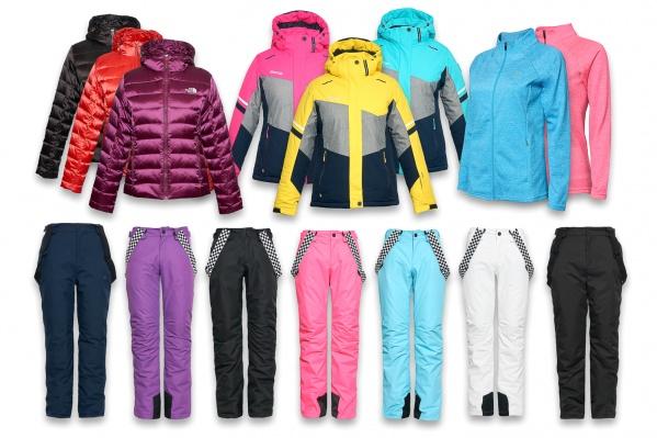 В магазине«Пять сезонов» большие скидки на зимнюю одежду