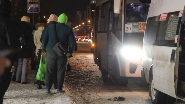 «Когда автобусы начнут нормально ездить?»: житель Уфы рассказал, что думает о работе транспорта