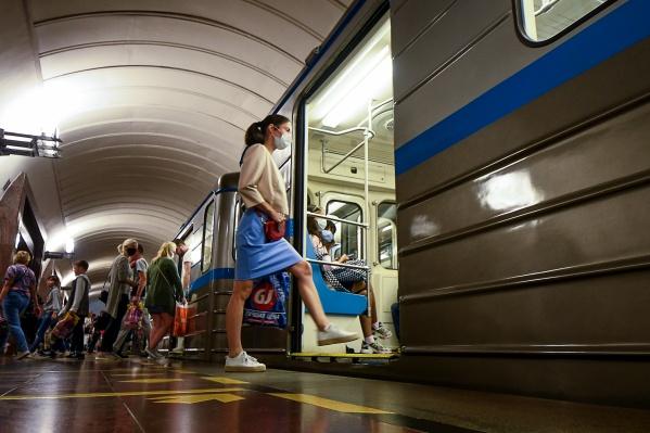 В пик пандемии коронавируса метрополитен терял до 80% выручки