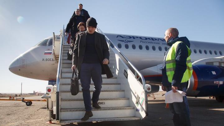 «Заминировали» рейс Москва — Волгоград