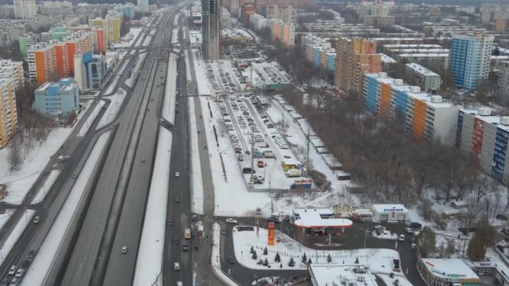 Видео: где построят новую высотку на Московском шоссе