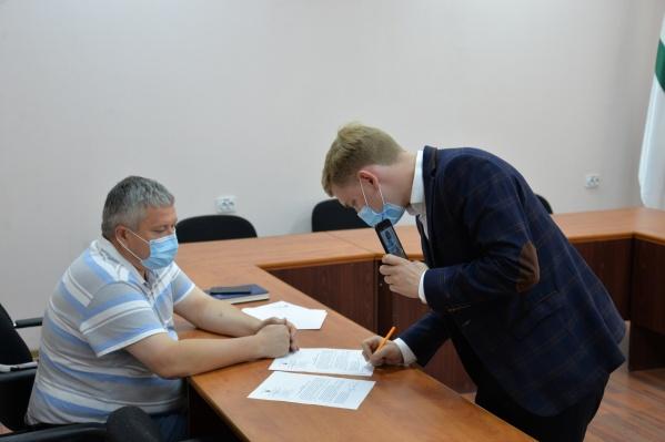 Максиму Пивоварову предложили возглавить курганские бани