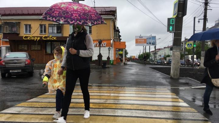 Зауралье находится на 81-м месте в России по числу заболевших COVID-19: хроника коронавируса
