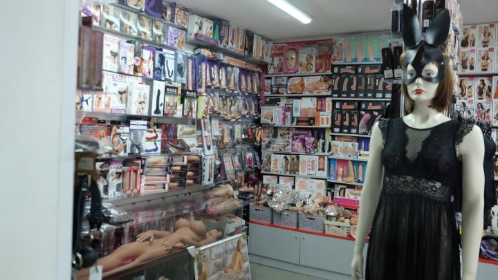 Владелица курганского секс-шопа: многие только думают, что занимаются сексом. СТРОГО 18+