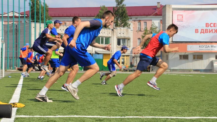 В Архангельской области снова разрешили тренироваться региональным сборным