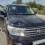 В Самаре многотонный джип «Тойота» сбил велосипедиста