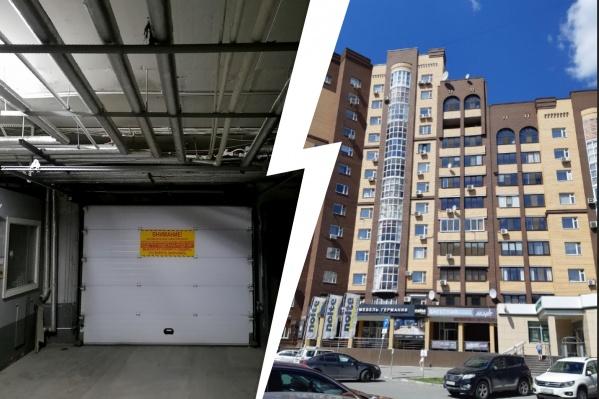 Собственников автомест в подземном паркинге заставляют оплачивать счета за отопление