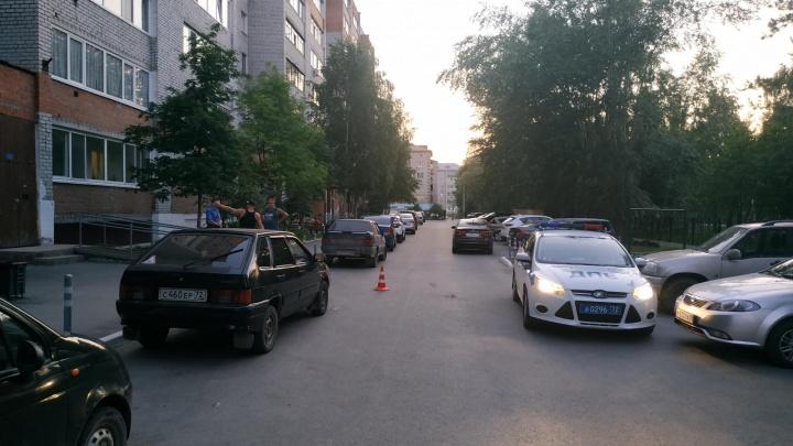 Тюменец сбил ребенка и уехал с места ДТП, сказав, что ему надо на работу