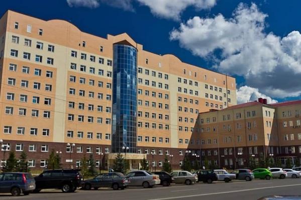 Больница оказалась закрыта на карантин
