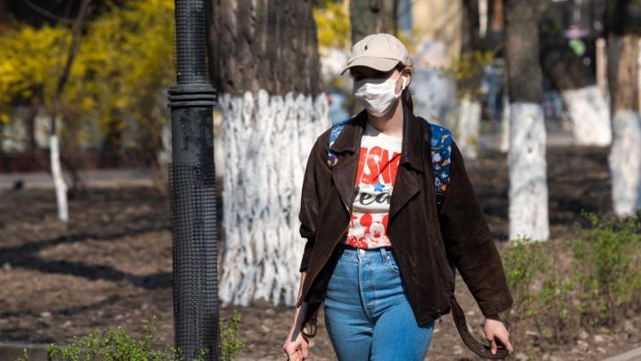 Хроники коронавируса: в Ростовской области — 89 новых заболевших от коронавируса