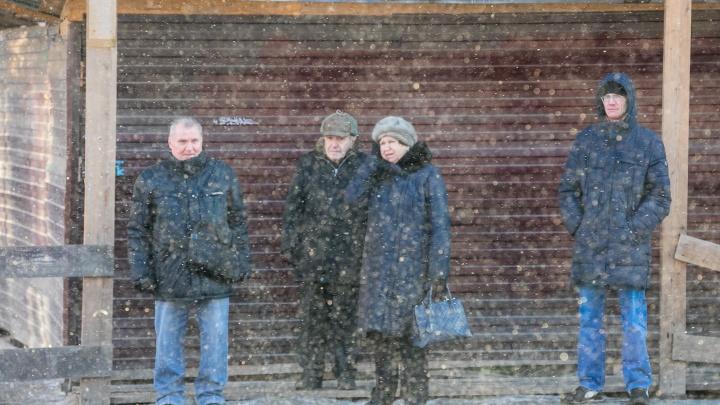В Красноярске ожидается усиление ветра