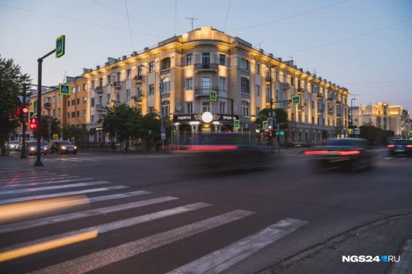 В Красноярске будут идти дожди всю неделю