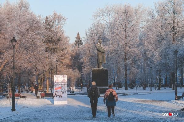 Ограничения будут действовать в Перми и крае