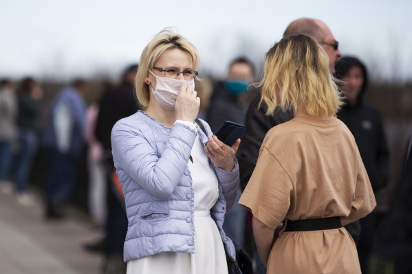 В Красноярском крае каждый день фиксируют новых заболевших