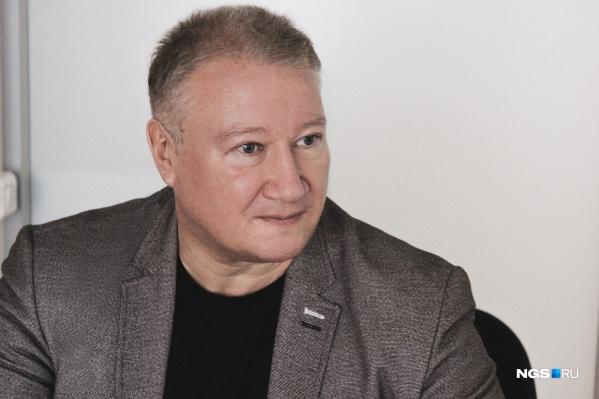 Герман Тепляков часто помогает в работе силовым структурам