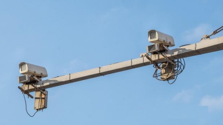 На дорогах Перми установят 25 камер, следящих за нарушениями правил